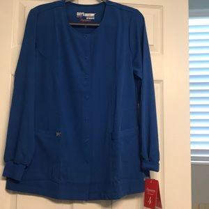 Other - Greys Anatomy Scrub Jacket - by Barco